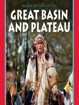 cover image of Native Nations of the Great Basin and Plateau